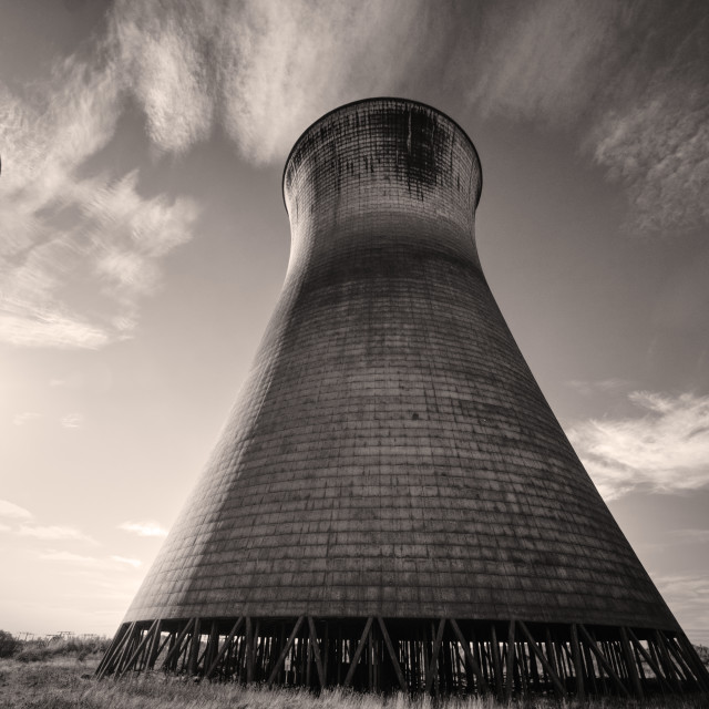 """""""Cooling Tower"""" stock image"""