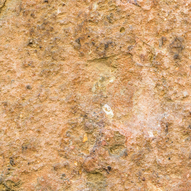 """""""Texture of worn wall with cracked plaster from town Luca in Tuscany"""" stock image"""