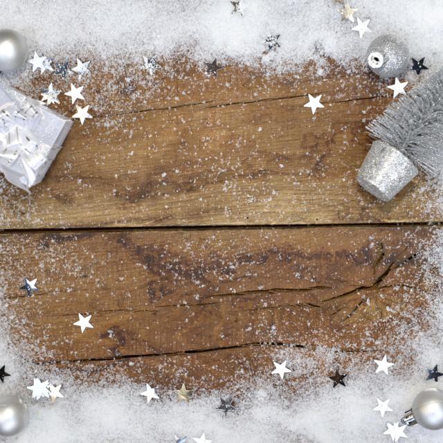 """""""christmas decoration background"""" stock image"""