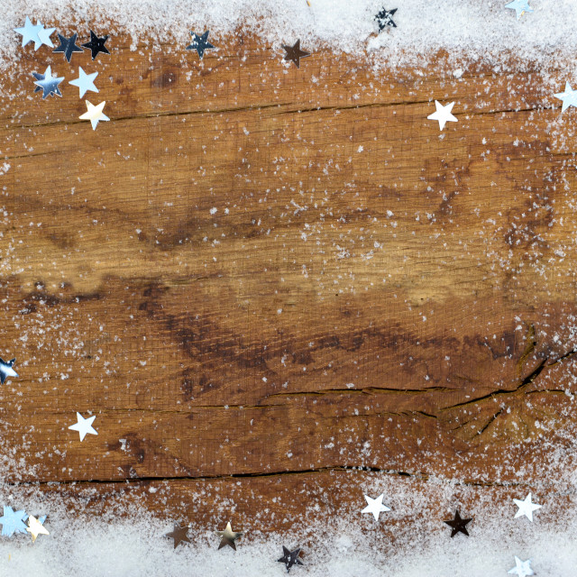 """""""christmas decoration on wooden backgound"""" stock image"""