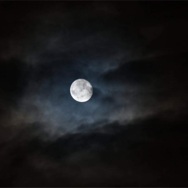 """Moon views"" stock image"