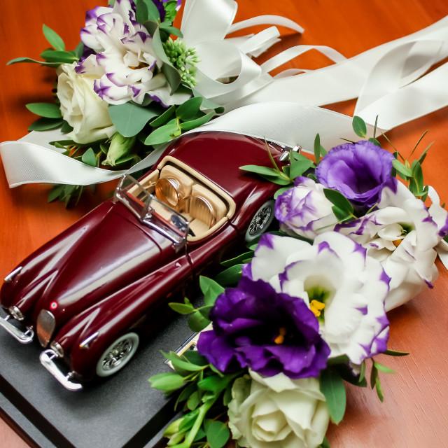 """bouquet, wedding,flower, style, clothes, clothing, fashion"" stock image"