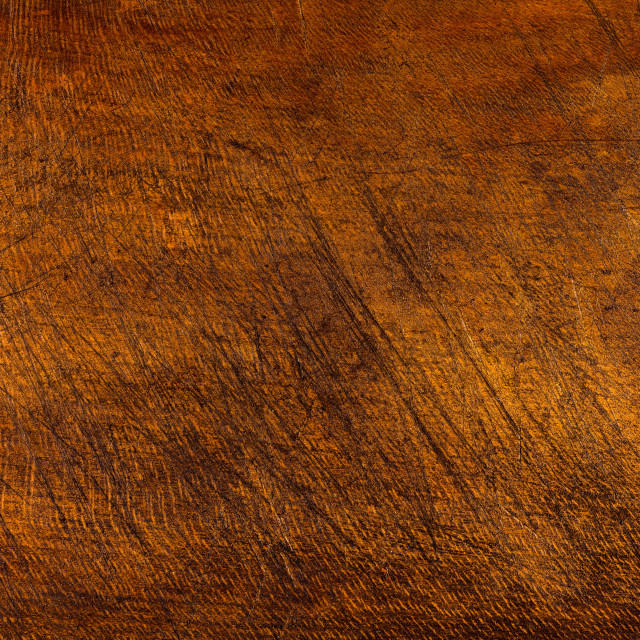 """""""Scratched wooden cutting board"""" stock image"""