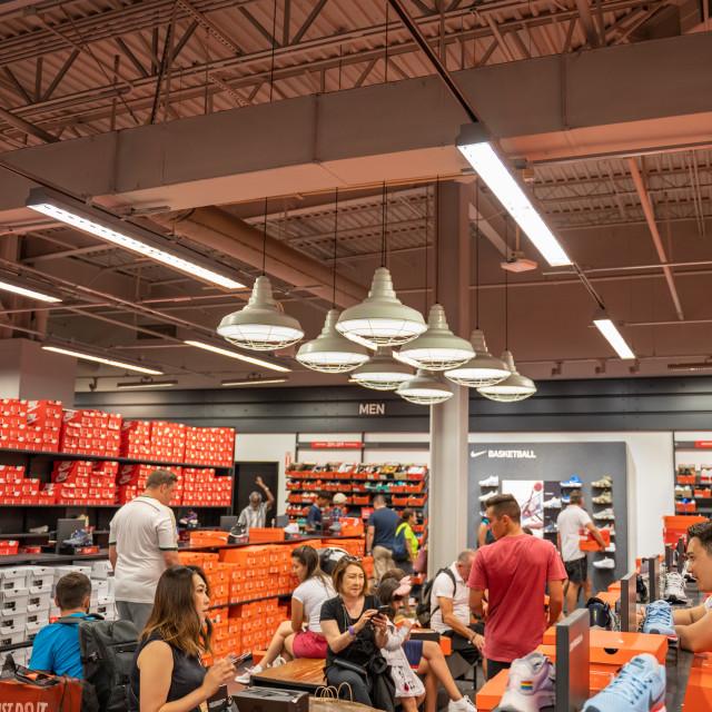 """""""Shopping"""" stock image"""
