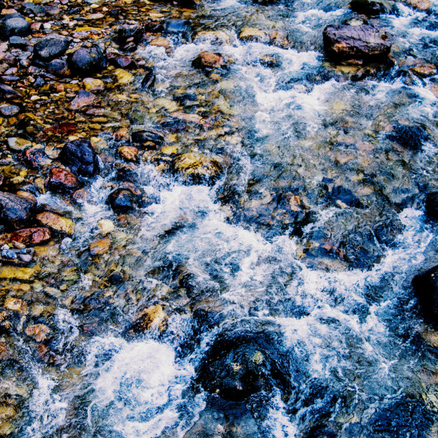 """River Flow"" stock image"