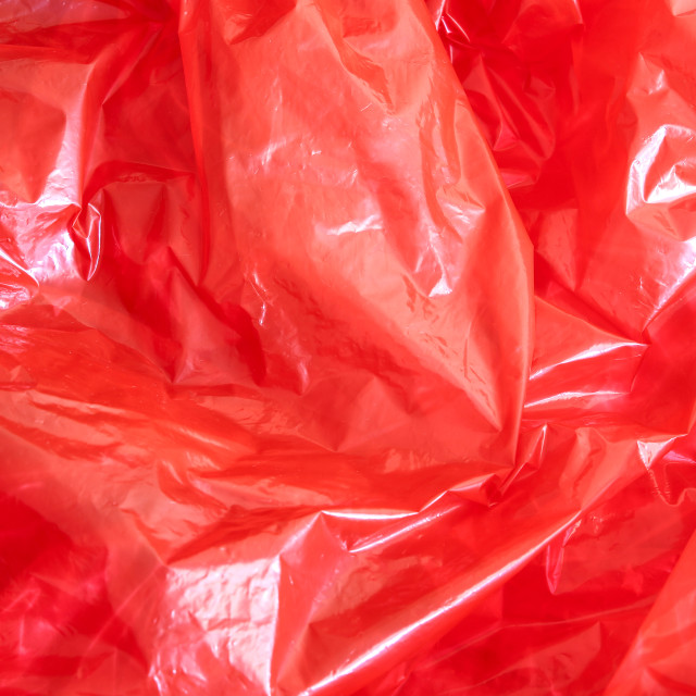 """Red Foil Background"" stock image"