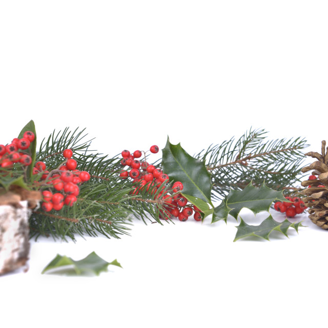 """traditional christmas decoration"" stock image"