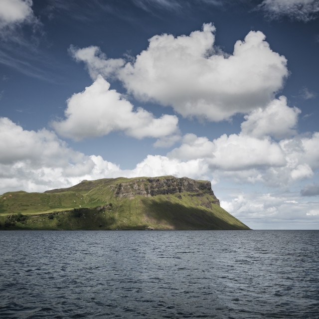"""Isle of Skye"" stock image"