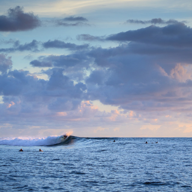 """Indo Sunset"" stock image"