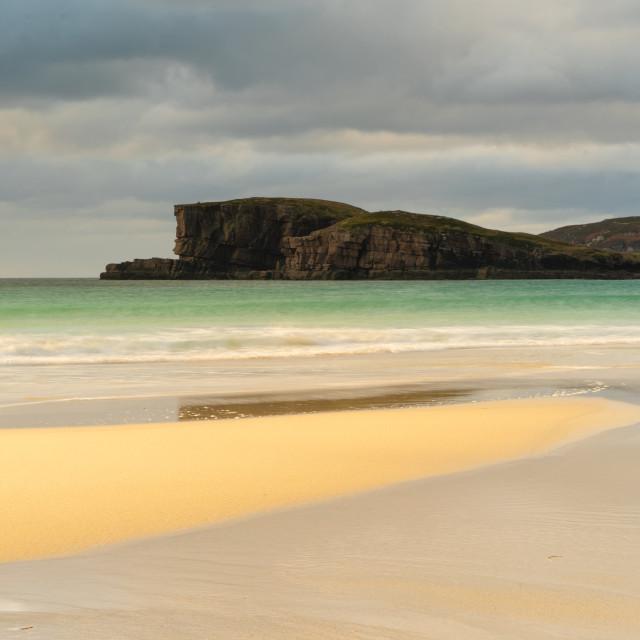 """Highland Beach"" stock image"