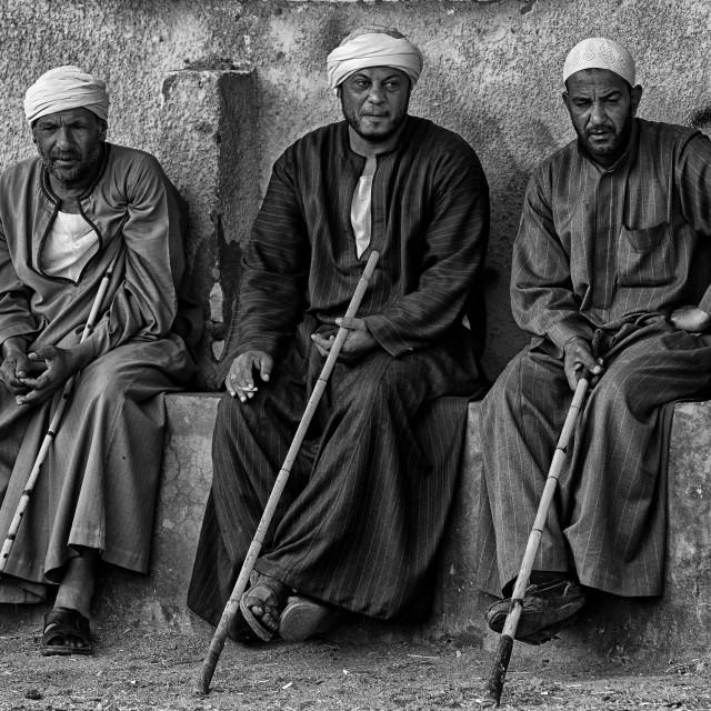 """""""Three Wise Men"""" stock image"""