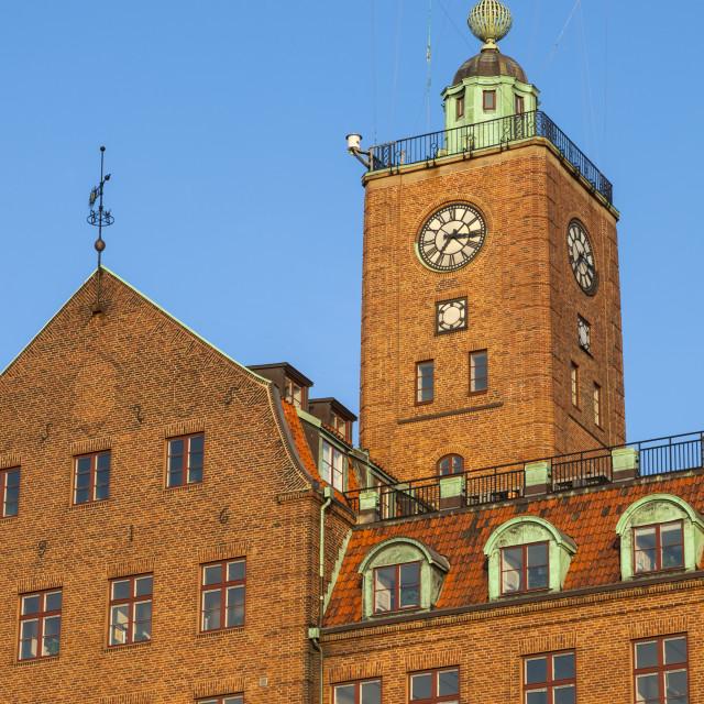 """Navigation school in Gothenburg"" stock image"