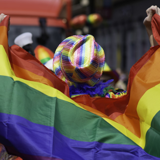 """Pride"" stock image"
