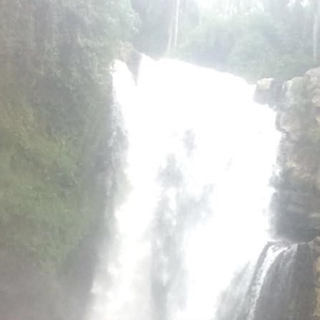 """Bali Waterfall"" stock image"
