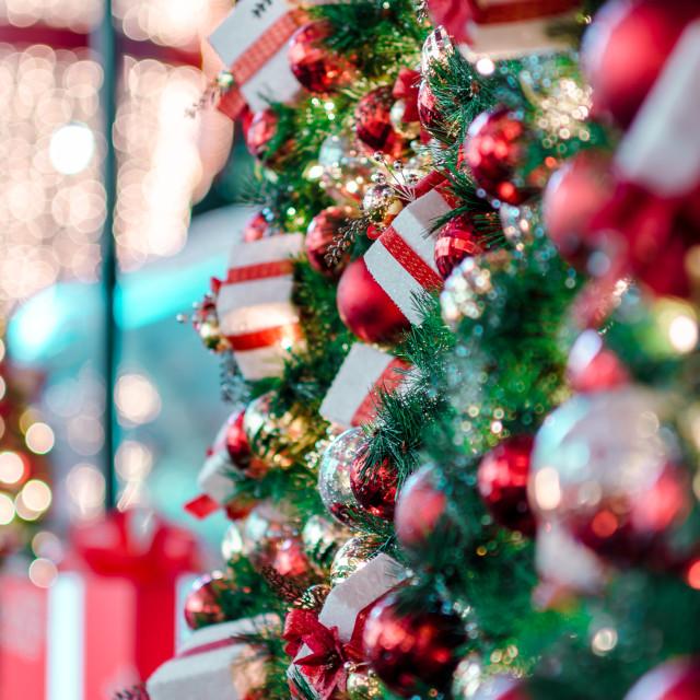 """Holiday Decors"" stock image"