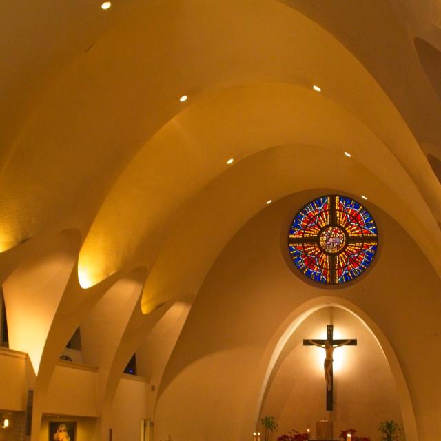 """Washington Church"" stock image"