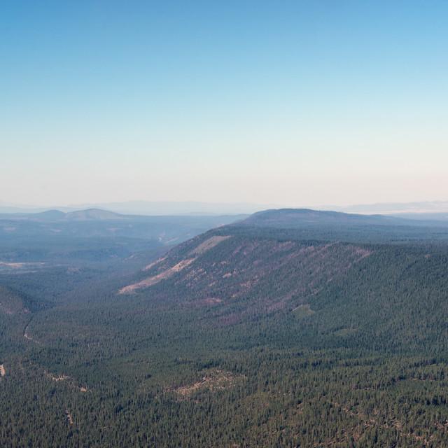 """Beautiful Central Oregon Landscape"" stock image"