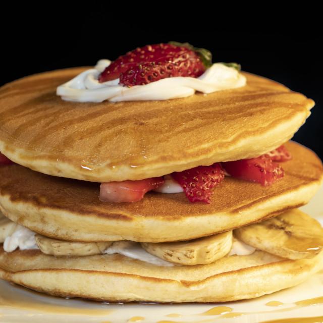 """""""Pancake"""" stock image"""