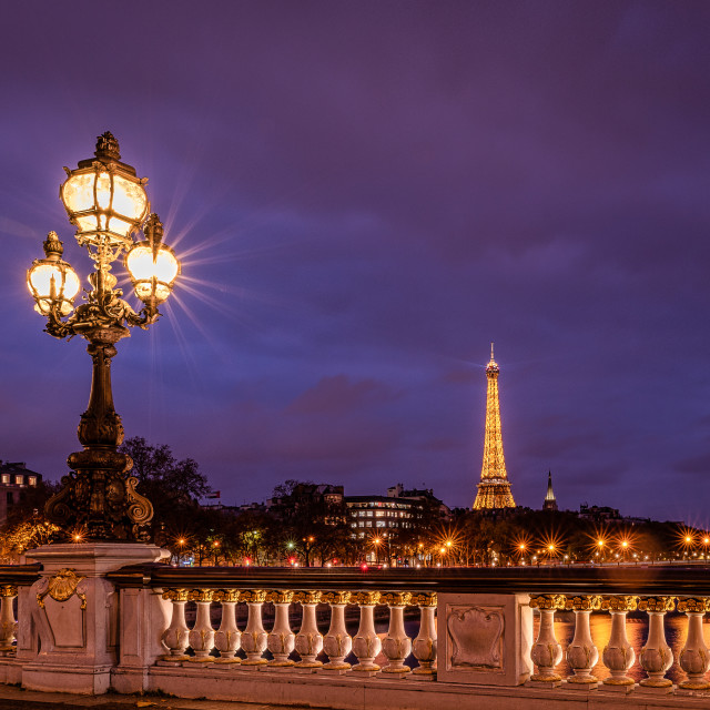 """Eiffel Tower - Paris"" stock image"