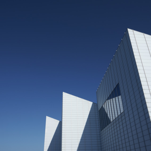 """""""Turner Contemporary Gallery in Margate"""" stock image"""