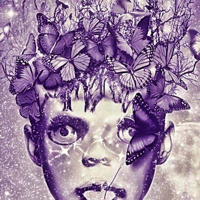 """Mystical Enchantress"" stock image"