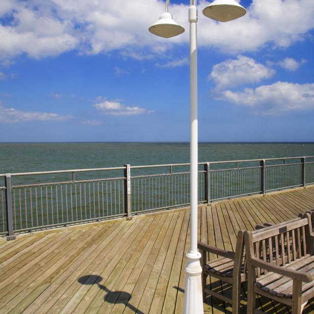 """Southwold Pier"" stock image"