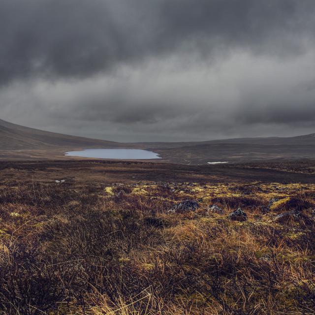 """""""FR Iceland Lake"""" stock image"""