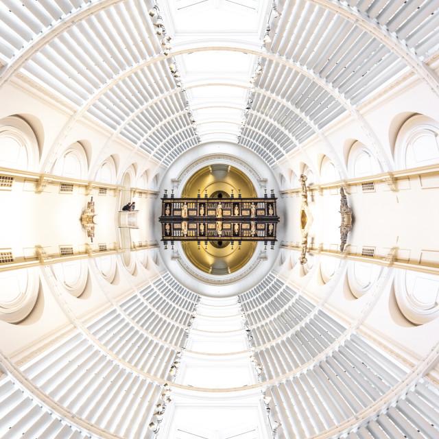 """Victoria & Albert Museum"" stock image"