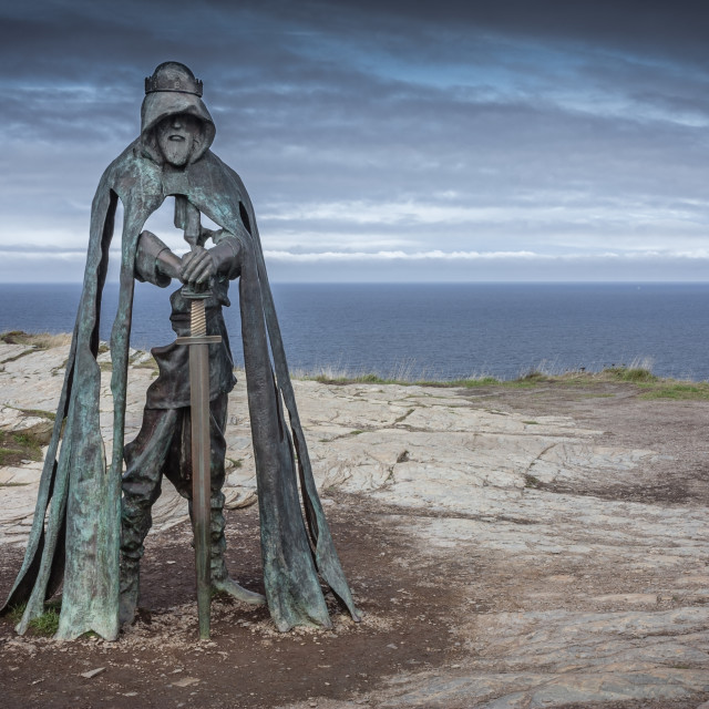 """Tintagel"" stock image"