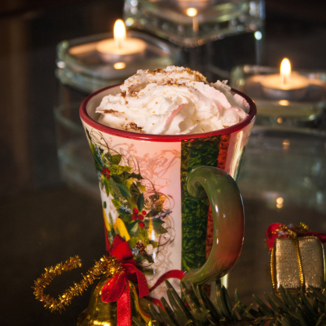 """Holiday Cheer"" stock image"