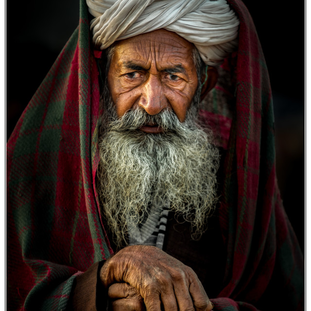 """wise old man"" stock image"