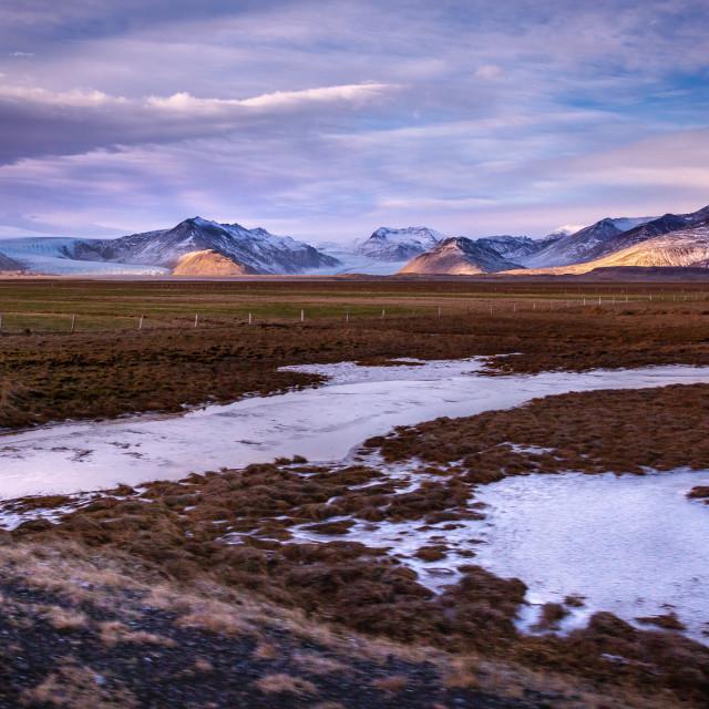 """""""Iceland"""" stock image"""