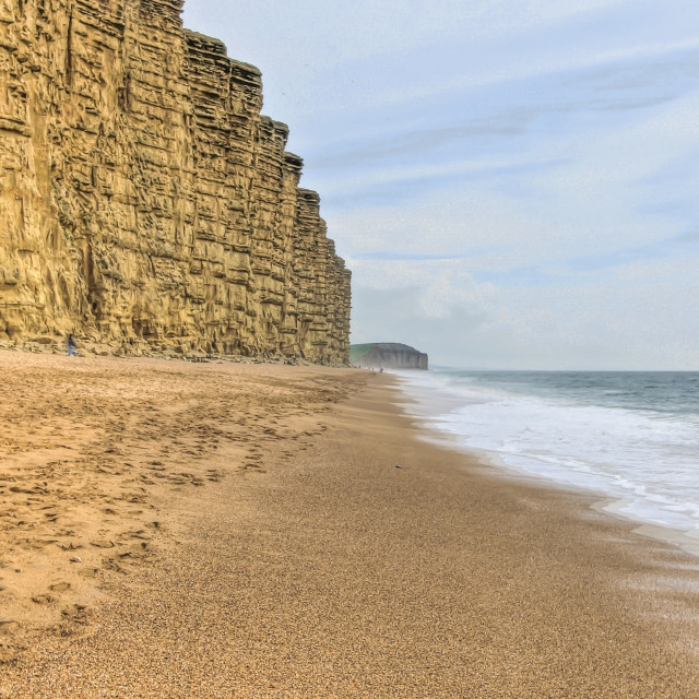 """West Bay"" stock image"