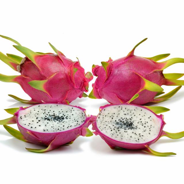 """Dragon Fruits"" stock image"