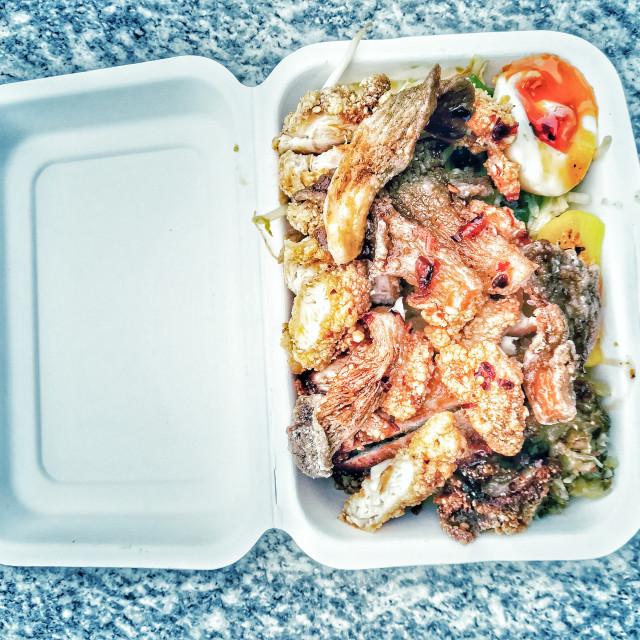 """Taiwanese street food"" stock image"