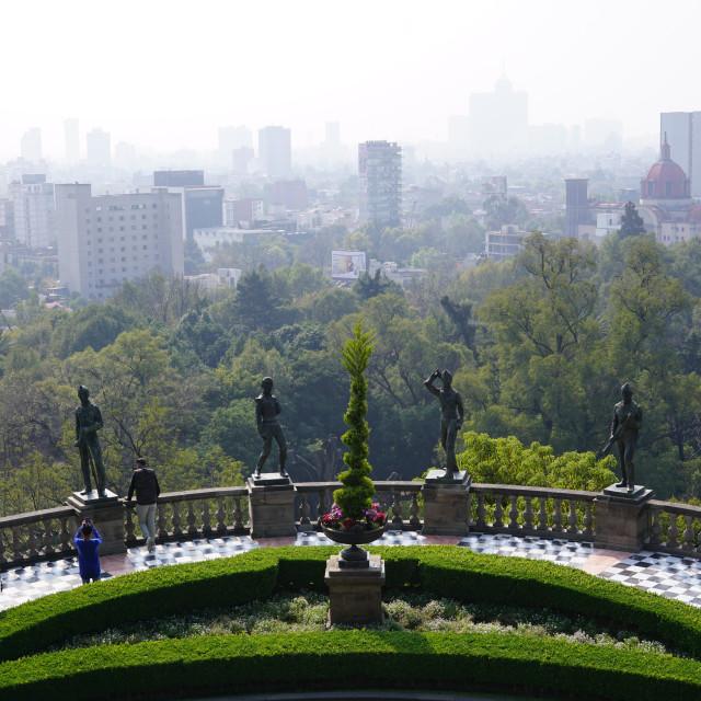 """Chapultepec"" stock image"