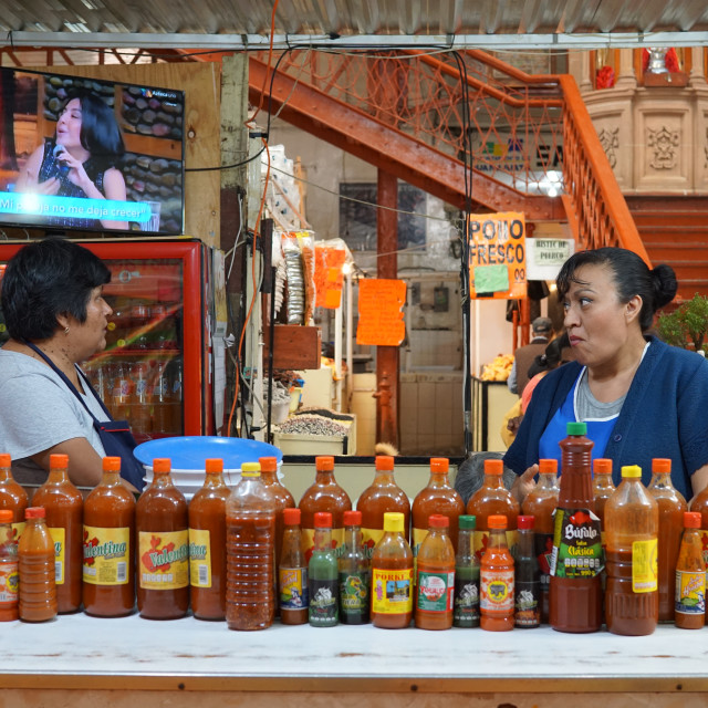 """Mercado"" stock image"