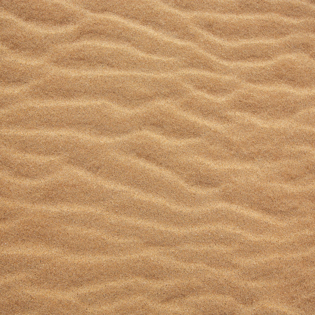 """Sand texture. Sandy beach for background. Top view."" stock image"