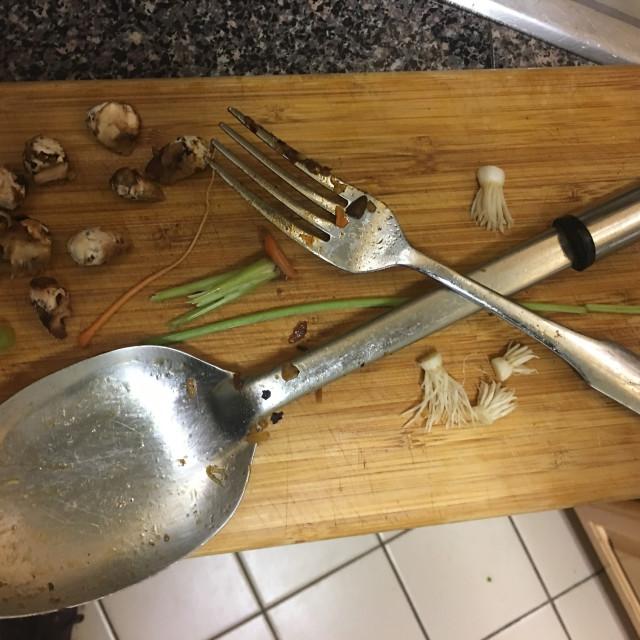 """Cooking Utensils"" stock image"
