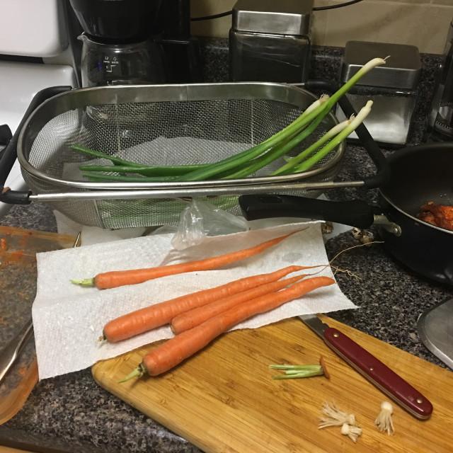 """Cooking Ingredients"" stock image"