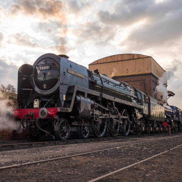 """""""Oliver Cromwell"""" stock image"""
