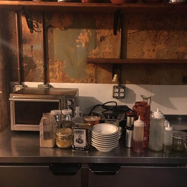 """Kitchen"" stock image"