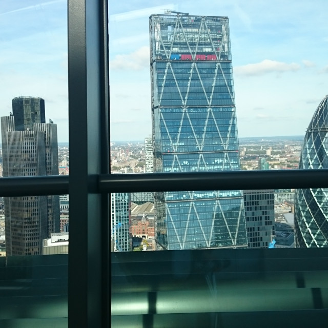 """London View"" stock image"