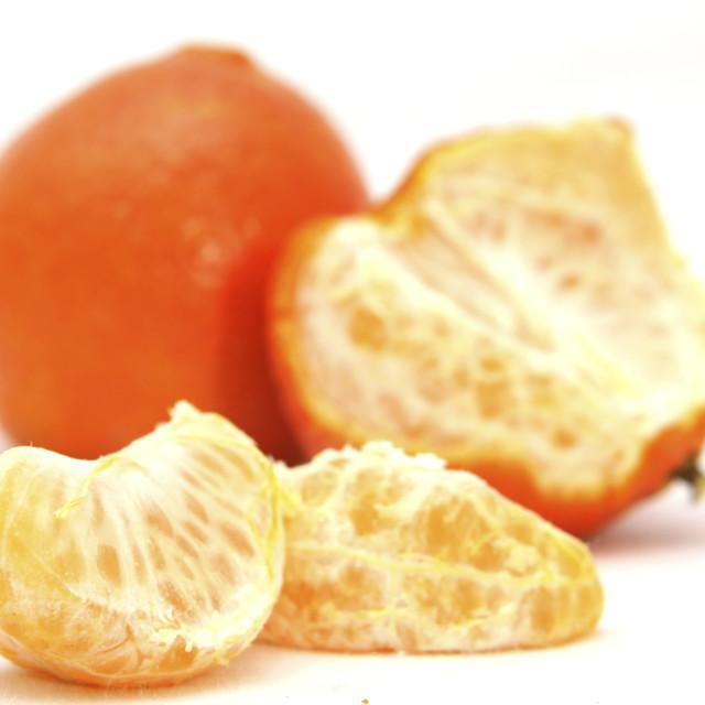 """Mandarin"" stock image"