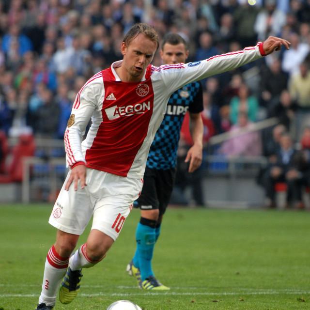 """""""Eredivisie AFC Ajax - PSV"""" stock image"""
