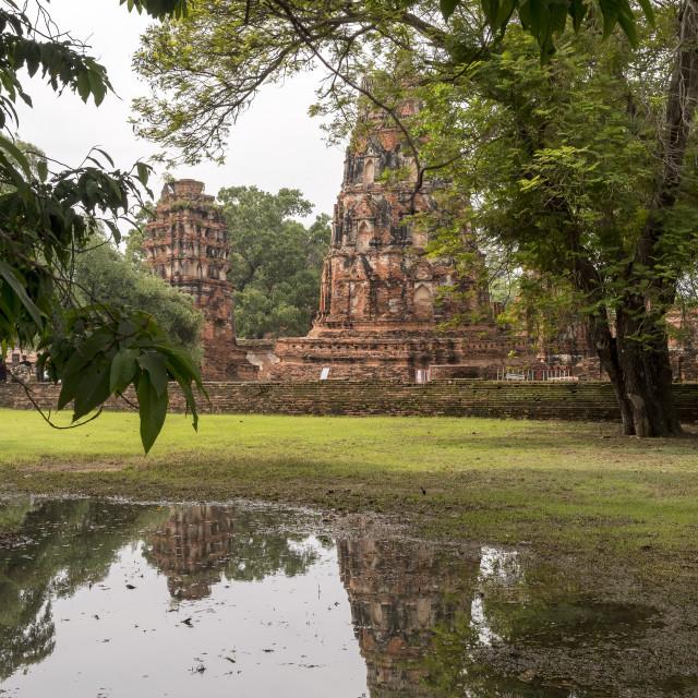 """Attayutha, Thailand"" stock image"