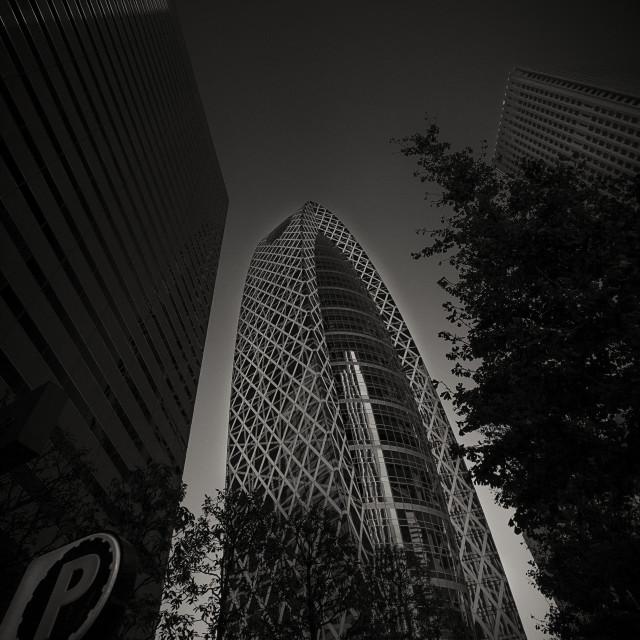 """Tower, Tokyo"" stock image"