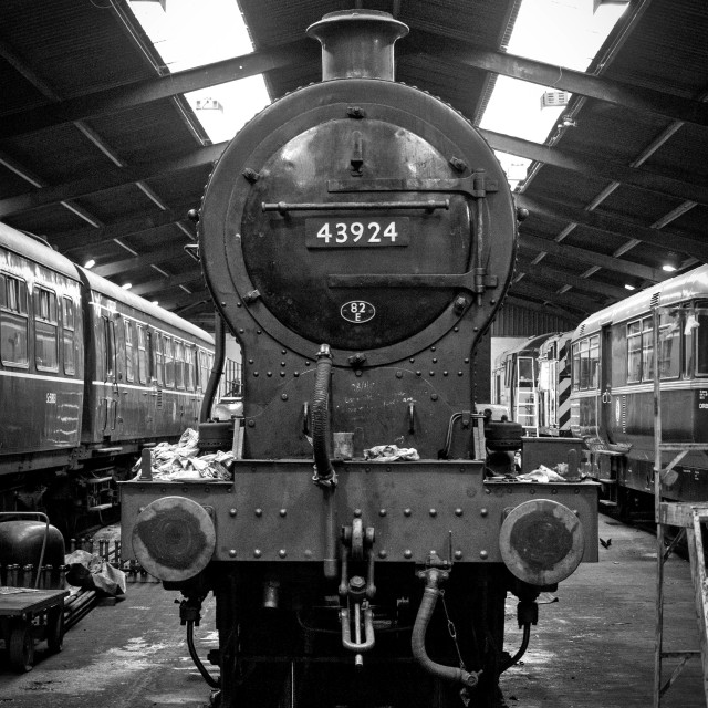 """4F No.43924"" stock image"