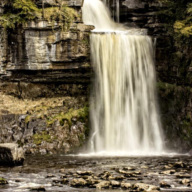 """Thornton Falls."" stock image"