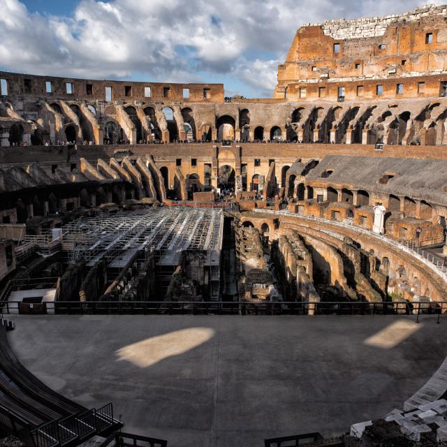 """Colosseo"" stock image"